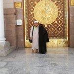 Quba Gate. Masjid Nabawi Madinah Al Munawarah. Rindu bisa beribadah kembali di Masjid Rasulullah