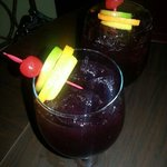 Not your typical Sangrias!
