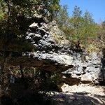 natural bridge at clifty creek