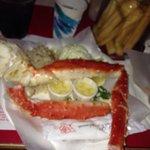 Crab legs..... Yummmm!