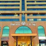 Sharjah Rotana  |  Al Arouba Street, Sharjah, United Arab Emirates