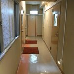 別館3階 廊下