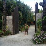 Gates of Village