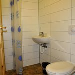 All rooms have private facilities