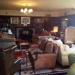 Cosy and eclectic lounge!