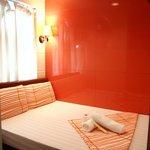 Standard private twin room