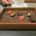 Chocolates with Coffee