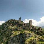 Mutso town castle