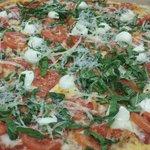 Margherita Pizza (NY Style)