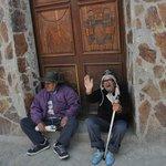 На улочках Ла-Паса