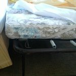 This is what is sold as a roll away bed
