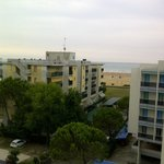 Hotel San Michele: vista dalla camera