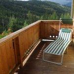 Balkon im XXL-Format