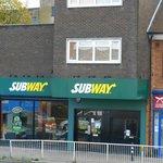 Subway - Upper Bridge St, Canterbury