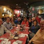 Dinner at Genghis Khan in Kansas City