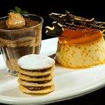 Restaurante - Triologia de Dulce de Leche