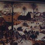 Brueghel... Un grand maître dans l'art du petit détail!