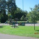 playground on island