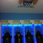 Players' changing room
