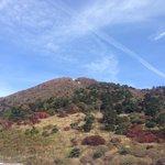20141029 니타토게..묘겐다케산 모습