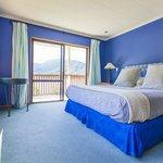 En-suite room at Punga Cove Resort