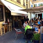 Papitu ….avoid it and eat at the tapas bars in the Markets
