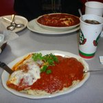 Can You Eat All This ? Great portions, Excellent Food, Righteous Prices