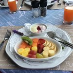 Fruit at Breakfast