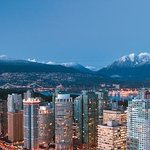 Shangri-La Vancouver Skyline