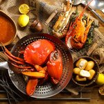 Crustacean Celebrations at 10 at Claymore