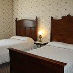 City Hotel Room 4