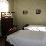 City Hotel Room 5