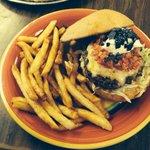 Goodness...Locos Mexi Burger.