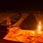 candle night dinner at dropadi