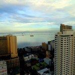 sea view of Manila bay
