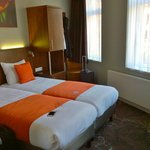 Two of the four beds in Room 39
