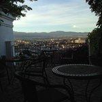 Breakfast Terrace view