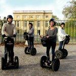 Petit Trianon - Versailles Segway Tour