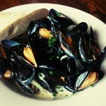 Mussels fish special