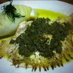 Skate wing fish special