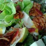 Mmmmm, salad!