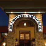 The Cutting Board at night.