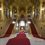 国会議事堂階段