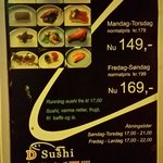 Photo of D Sushi