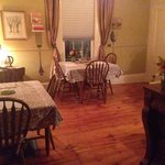 The Tea Room/Dinging Room