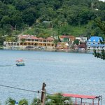 View of Lake Peten Itza.