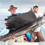 Omar's Sportfishing Sailfish