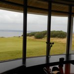 View from the clubhouse