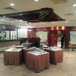 Asian restaurant (Teppanyaki) cleared for VIP lounge