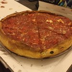 Giordiano's chicago deep dish. The best pizza ever. They deliver to Liki Tiki.